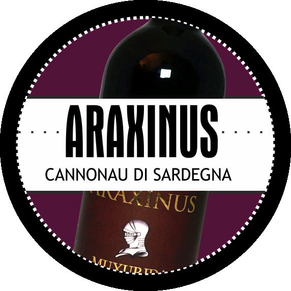 araxinus, vino cannonau sardegna