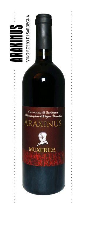 Vino Rosso - Cannonau di Sardegna Araxinus