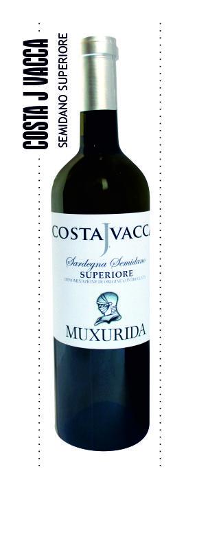 Vino bianco della Sardegna, Costa J Vacca