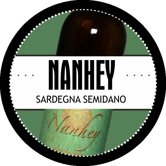 nanhey, vino bianco sardegna